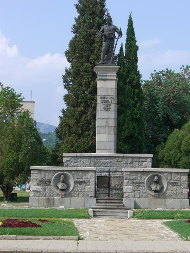 Sliven in the past, History of Sliven