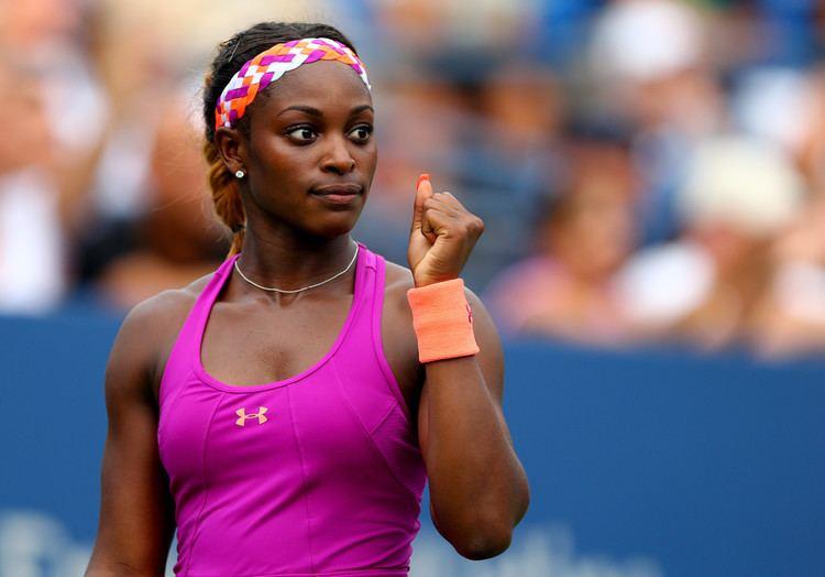 Sloane Stephens Sloane Stephens Talks About Serena Williams The Pressure
