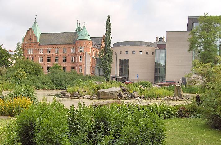 Slottsparken, Malmö