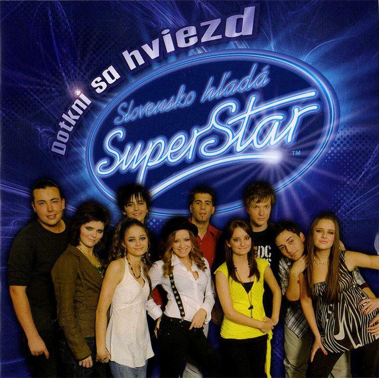 Slovensko hľadá SuperStar CD Slovensko Hlada Superstar 2007 Dotkni Sa  Hviezd Super Star 3d2a9de5aa5