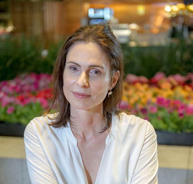 Sílvia Pfeifer Silvia Pfeifer atriz da novela Meu Bem Meu Malrevela que no atua