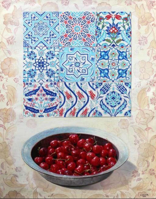 Ismail Acar smail ACAR Artist Detail Turkish Paintings