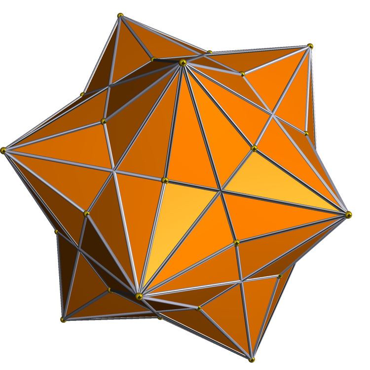 Small rhombidodecacron