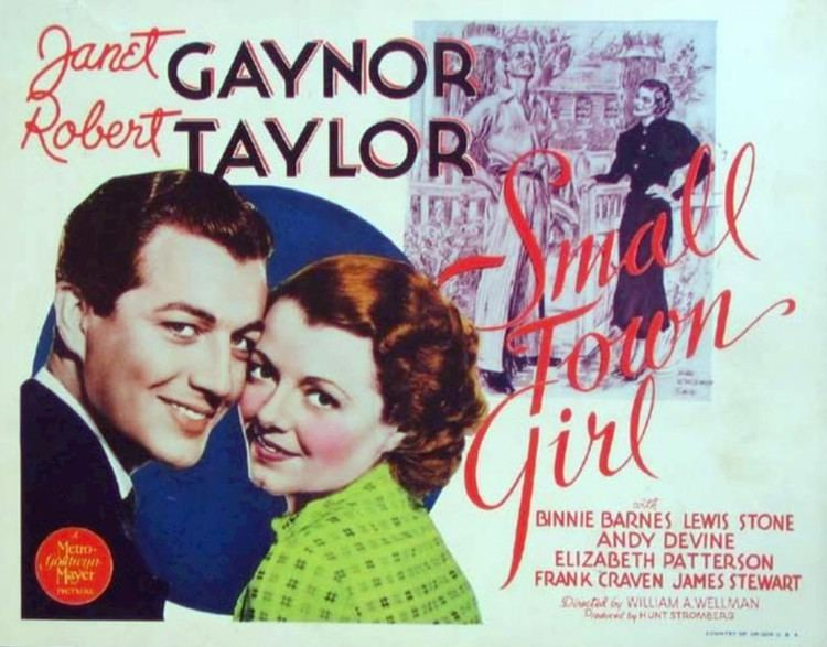 Small Town Girl (1936 film) Small Town Girl 1936 film Wikipedia