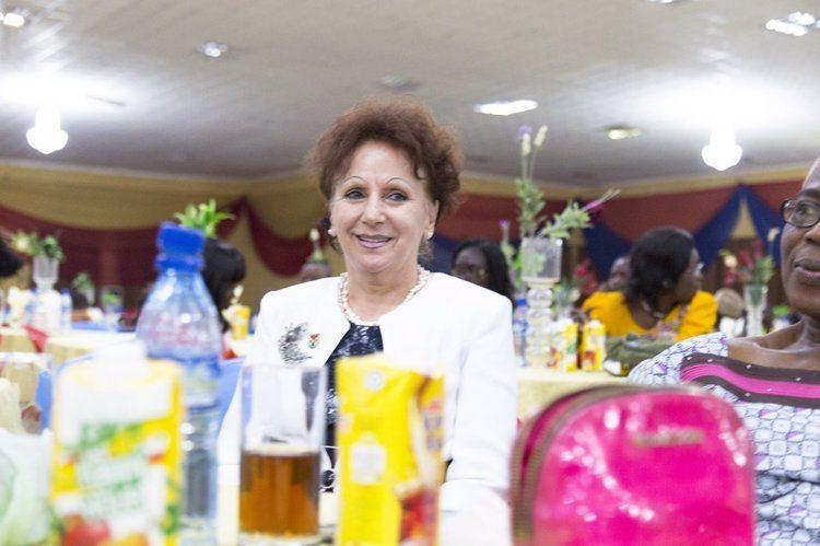 Smaranda Olarinde Afe Babalola Uni on Twitter Ass Prof Smaranda Olarinde Provost