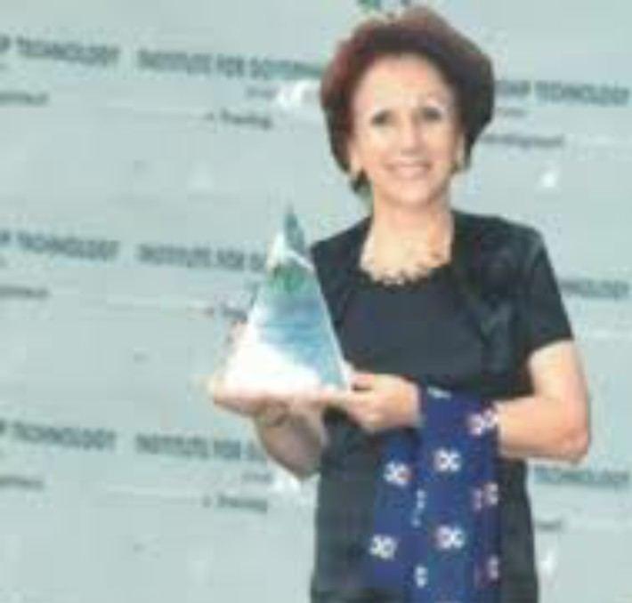 Smaranda Olarinde Prof Smaranda Olarinde Freezes Mother Celebrities Nigeria