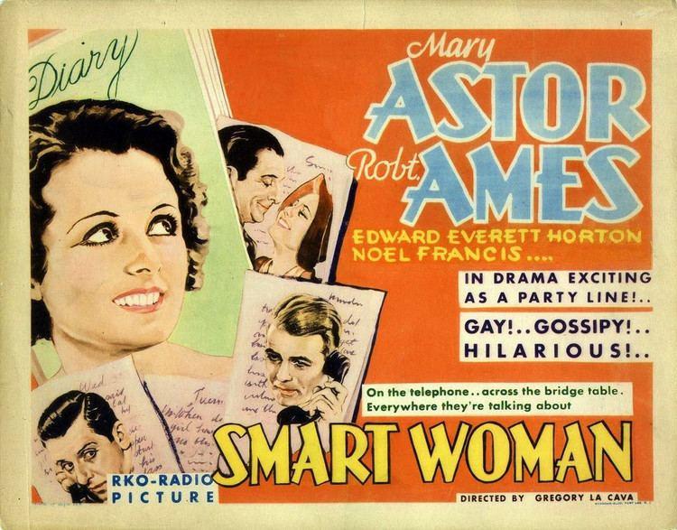 Smart Woman (1931 film) Smart Woman 1931 film Wikipedia