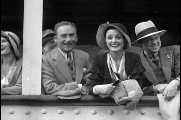 Smart Woman (1931 film) Smart Woman 1931 Movie Clip Hes In Philadelphia