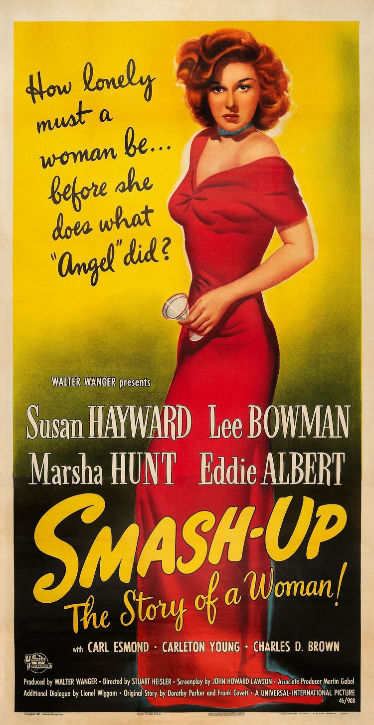 Smash-Up, the Story of a Woman SmashUp The Story of a Woman