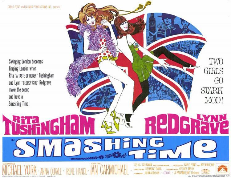 Smashing Time A Dandy In Aspic Smashing Time The Ultimate Swinging London Film