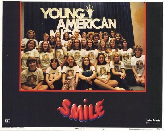 Smile (1975 film) movie scenes The Young American Miss contestants theatrical lobby card