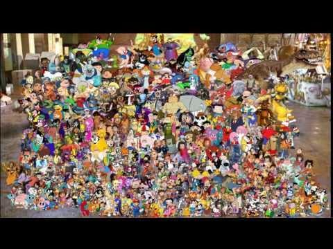 Smile, Darn Ya, Smile! Cartoon Characters Singing Smile Darn Ya Smile YouTube