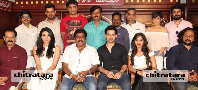 Kannada MovieCinema News SMILE PLEASE K MANJU Chitrataracom