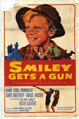 Smiley (1956 film) Smiley Gets a Gun Wikipedia