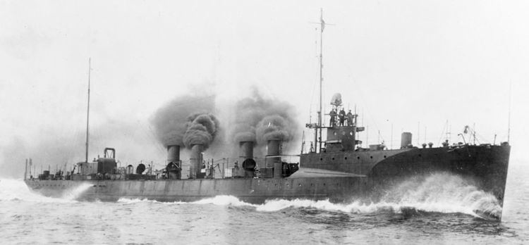 Smith-class destroyer