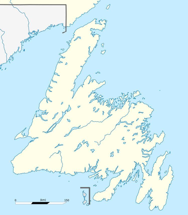 Smith Sound, Newfoundland and Labrador