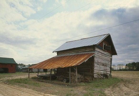 Smith Tobacco Barn