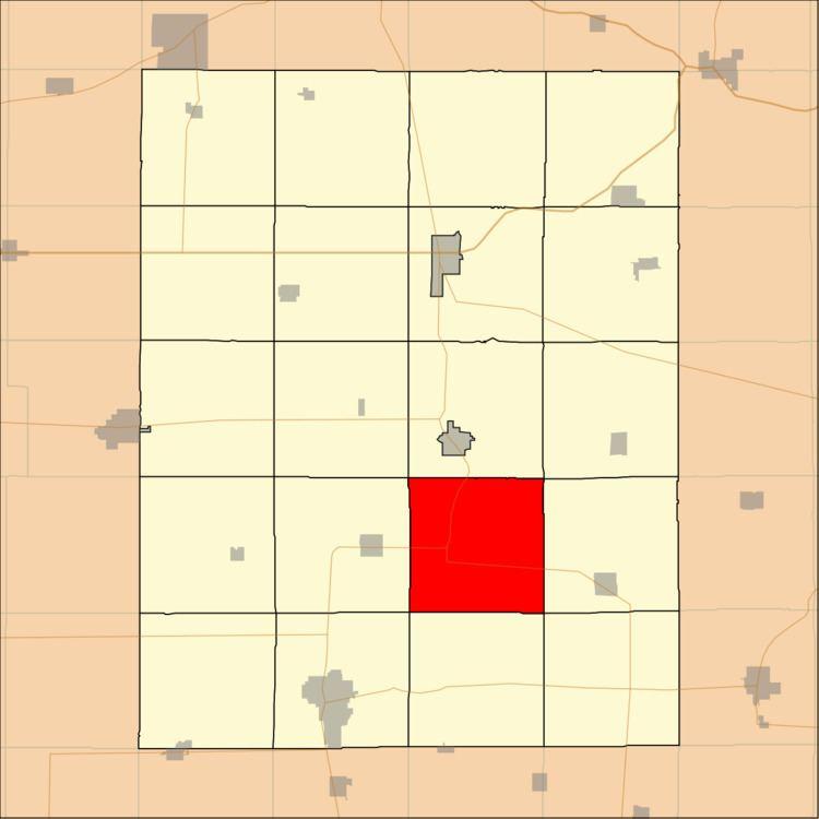 Smithfield Township, Fayette County, Iowa