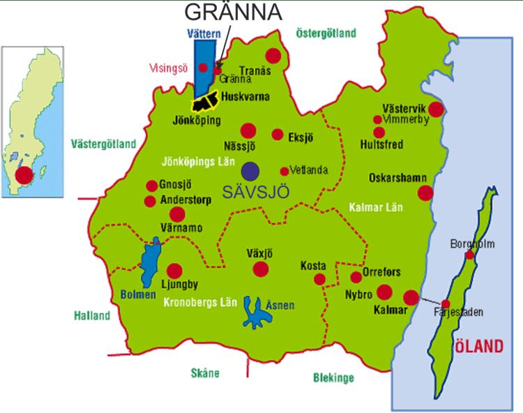 Småland Smland in Sweden Hultsj Missionsfrsamling