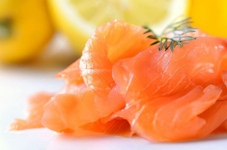 Smoked salmon Kinvara Smoked Salmon Archives larder360 Archive larder360