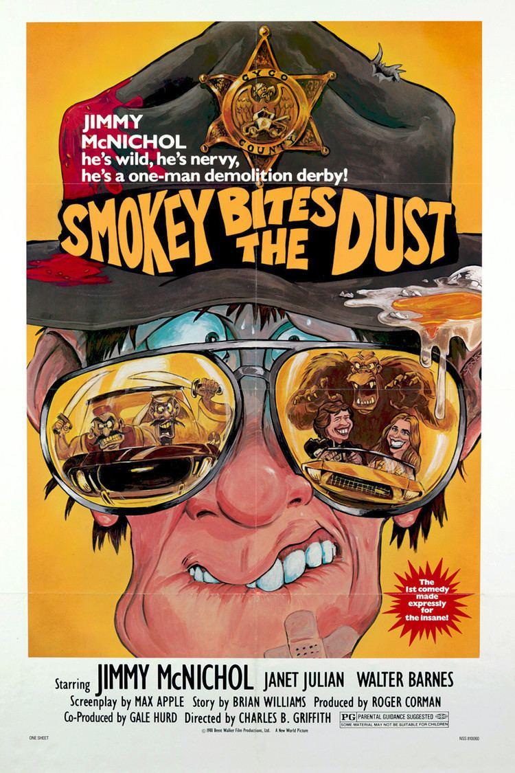 Smokey Bites the Dust wwwgstaticcomtvthumbmovieposters39p39pv8