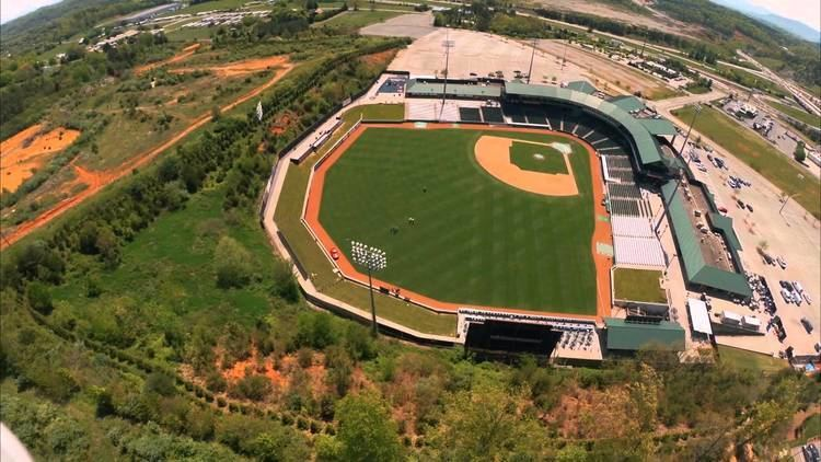 Smokies Park Smokies Park Aerial Footage YouTube