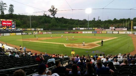 Smokies Park Tennessee Smokies Minor League Baseball and Smokies Park Picture