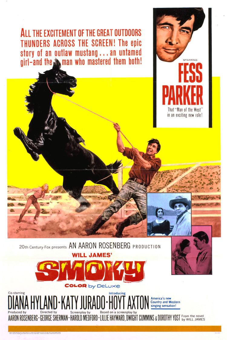 Smoky (1966 film) wwwgstaticcomtvthumbmovieposters1198p1198p