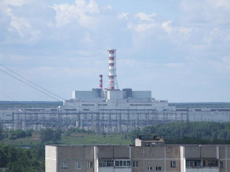Smolensk Nuclear Power Plant Panoramio Photo of Nuclear power station near Desnogorsk