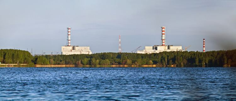 Smolensk Nuclear Power Plant Smolensk nuclear power plant pano SNPP Shooting from here Flickr