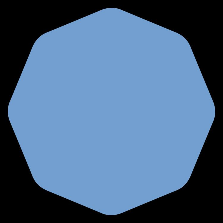 Smoothed octagon
