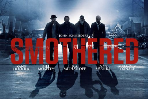 Smothered (film) Smothered USA 2014 HORRORPEDIA