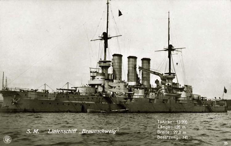 SMS Braunschweig