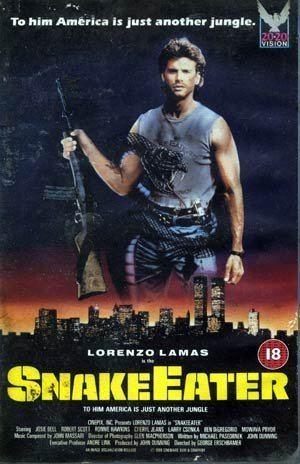 Snake Eater (film) Snake Eater 1989 Review The Action Elite