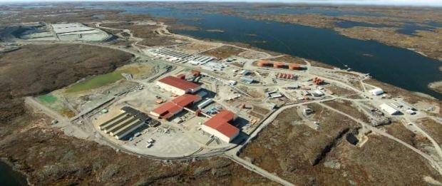 Snap Lake Diamond Mine NWT39s Snap Lake diamond mine halts operation De Beers says
