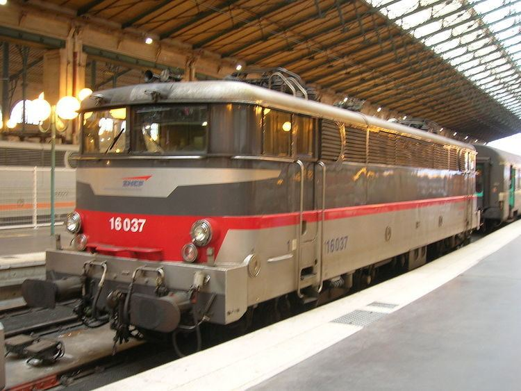 SNCF Class BB 16000