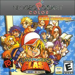 SNK vs. Capcom: Card Fighters Clash SNK vs Capcom Card Fighters Clash StrategyWiki the video game