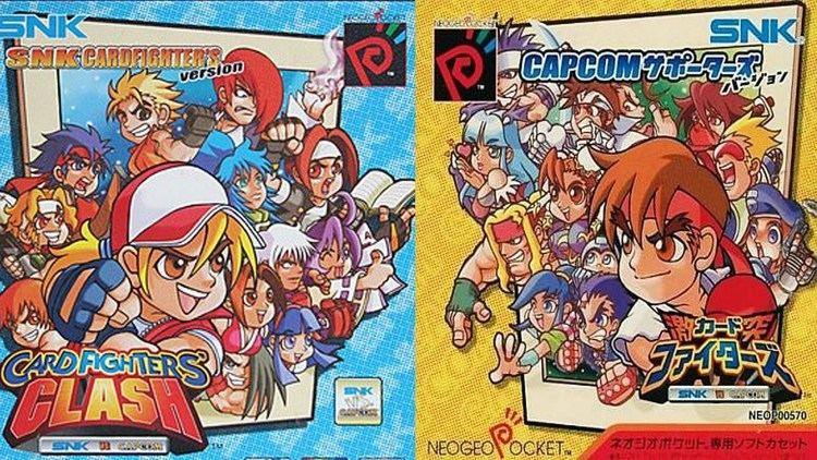 SNK vs. Capcom: Card Fighters Clash SNK vs Capcom Card Fighter Clash Gameplay YouTube