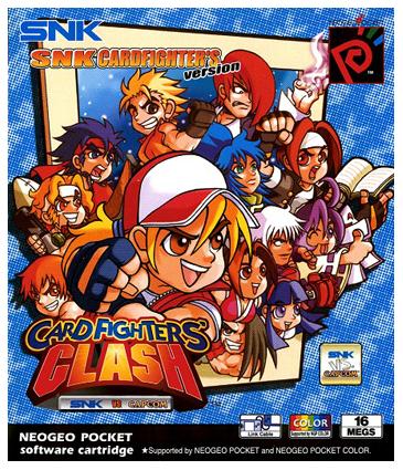 SNK vs. Capcom: Card Fighters Clash Play SNK vs Capcom Card Fighters39 Clash SNK Version SNK Neo Geo