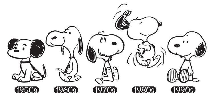 Snoopy Snoopy at 65 How an icon was born