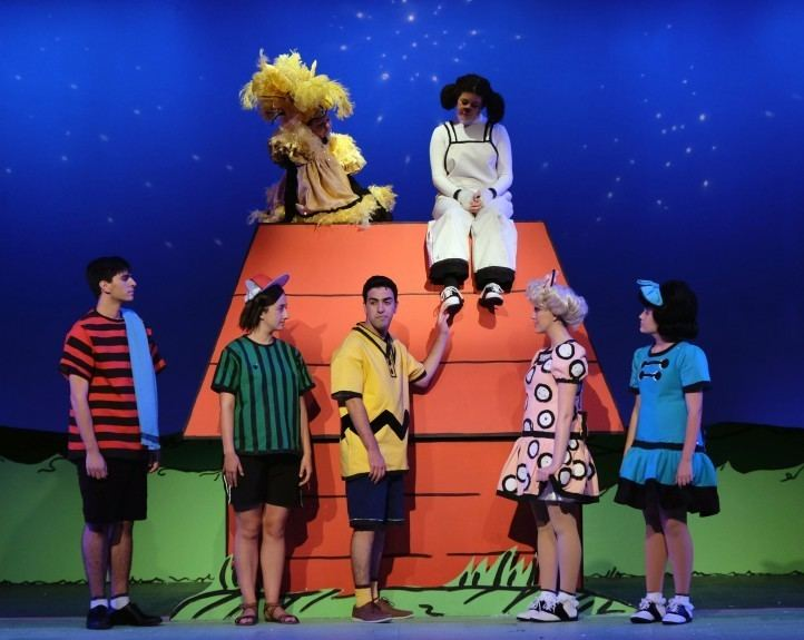 Snoopy! The Musical Snoopy The Musical 2014 San Diego Junior Theatre