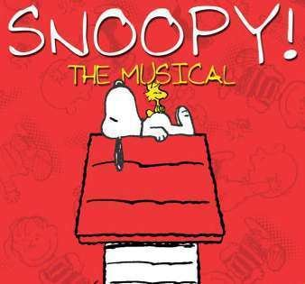 Snoopy! The Musical MERRY CHRISTMAS from SNOOPY THE MUSICAL Cruising The Past