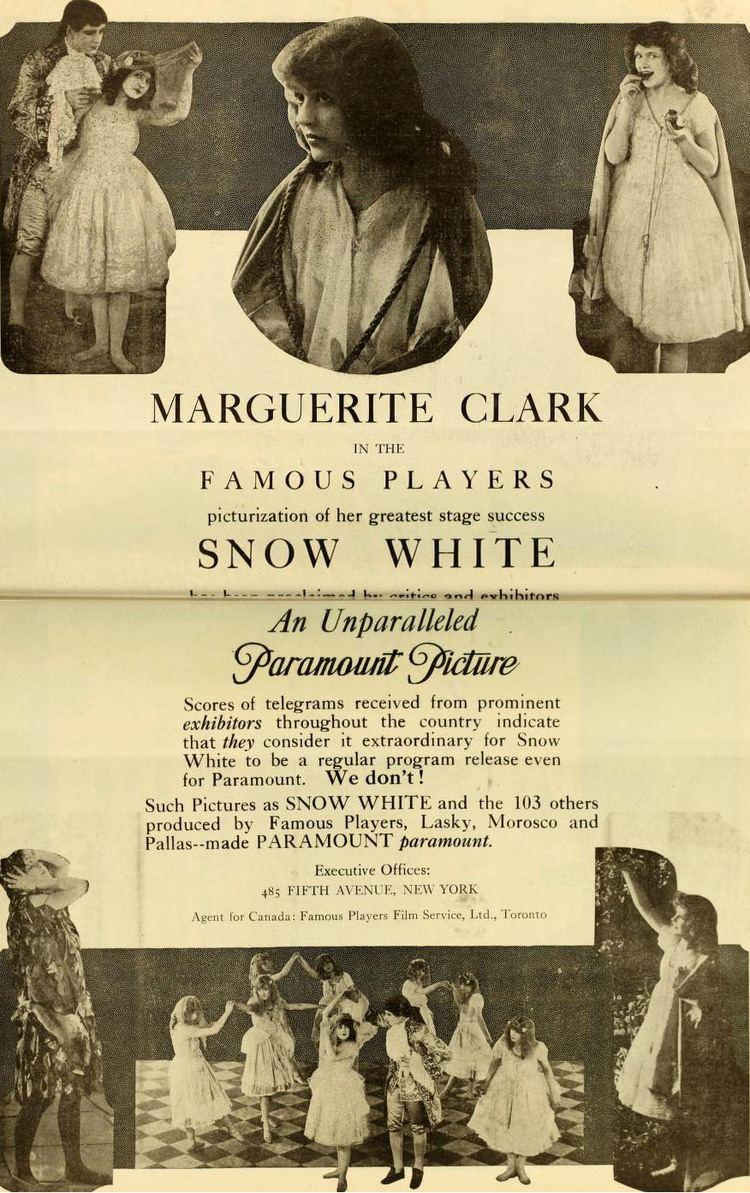 Snow White (1916 film) httpsuploadwikimediaorgwikipediacommons44