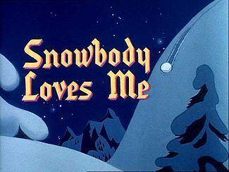 Snowbody Loves Me movie poster
