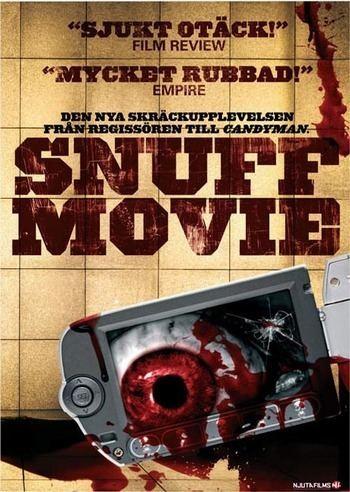 Snuff-Movie Snuff movie DVD Discshopse