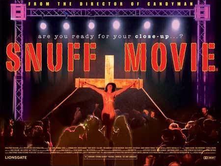Snuff-Movie Film Review Snuff Movie 2005 HNN