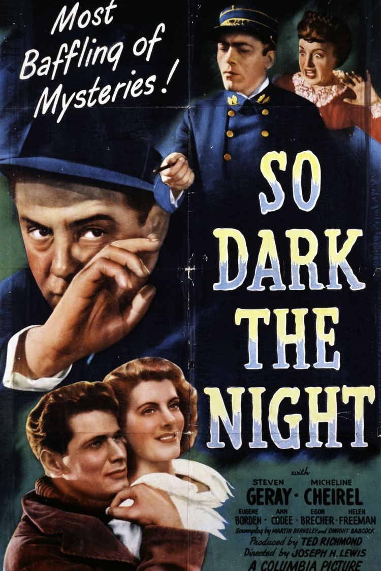 So Dark the Night wwwgstaticcomtvthumbmovieposters67827p67827