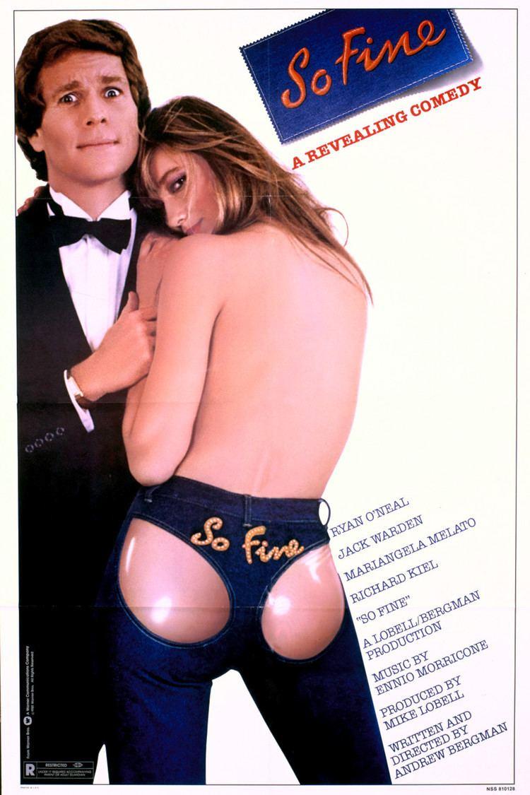 So Fine (film) wwwgstaticcomtvthumbmovieposters3823p3823p