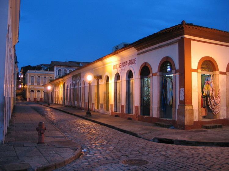 Sao Luis, Maranhao in the past, History of Sao Luis, Maranhao