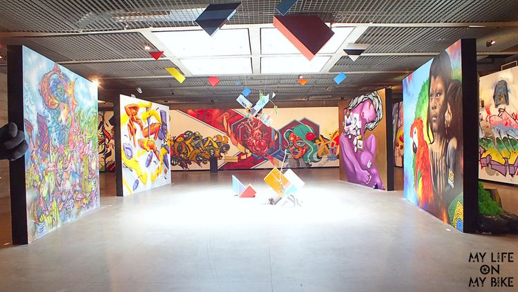 São Paulo Art Biennial II International Graffiti Fine Art Biennial Sao Paulo
